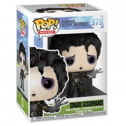 Pop! Movies Edward Scissorhands - Edward Scissorhands