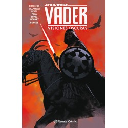 Star Wars. Darth Vader. Visiones Oscuras (Tomo)