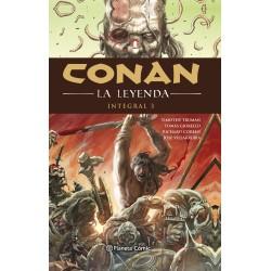 Conan La Leyenda Integral 3