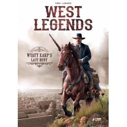 West Legends 1. Wyatt Earp's Last Hunt