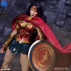 Figura Wonder Woman The One:12 Mezco