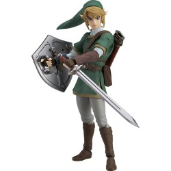 Figura Link The Legend of Zelda Twilight Princess DX Figma