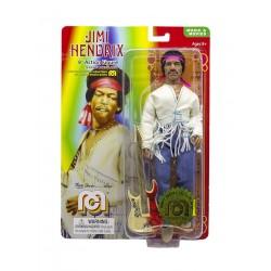 Figura Jimi Hendrix Woodstock Flocked Mego