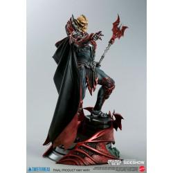 estatua hordak sideshow masters del universo maquette tweetterhead