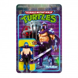 Figura Shredder Tortugas Ninja ReAction Super7