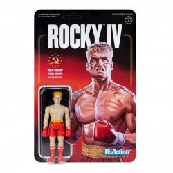 Figura Ivan Drago Rocky IV ReAction Super7