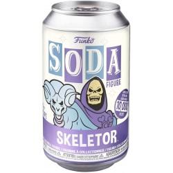 Skeletor Masters del Universo POP Vinyl Soda