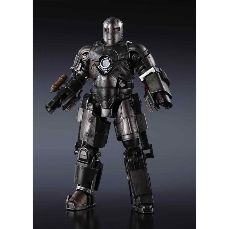 Figura Iron Man MK-1 Birth Of Iron Man SH Figuarts Bandai