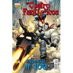 Los 4 Fantásticos 100