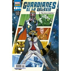 Guardianes de la Galaxia 1...