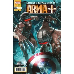 Lobezno / Capitán América....
