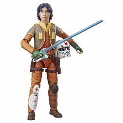 Figura Ezra Bridger Black Series Star Wars Rebels Hasbro