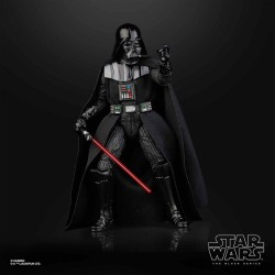 Figura Darth Vader Black Series Star Wars Hasbro