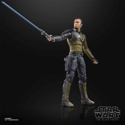 Figura Kannan Jarrus Black Series Star Wars Rebels Hasbro