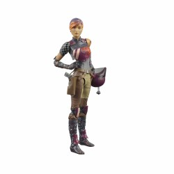 Figura Sabine Ren Black Series Star Wars Rebels Hasbro