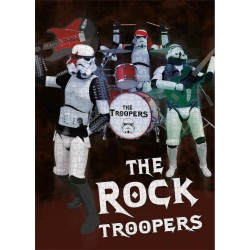 Puzzle 1000 Piezas The Rock Troopers Original Stormtrooper