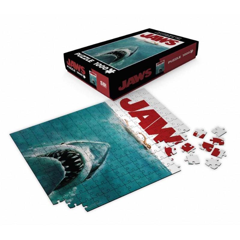 Puzzle 1000 Piezas Tiburón Jaws