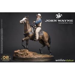 estatua john wayne infinite statue