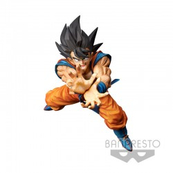 Figura Son Goku Ka-me-ha-me-ha Dragon Ball Z Banpresto
