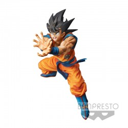 Figura Son Goku Ka-me-ha-me-ha Dragon Ball Z Banpresto