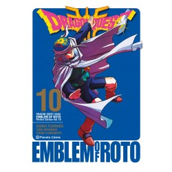 Dragon Quest. Emblem of Roto 10