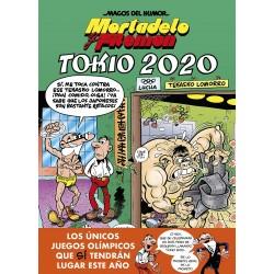 Magos del Humor 204. Mortadelo y Filemón. Tokio 2020