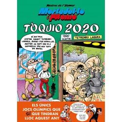 Mestres de L'Humor 55. Mortadel.lo i Filemó. Tòquio 2020 (Catalán)