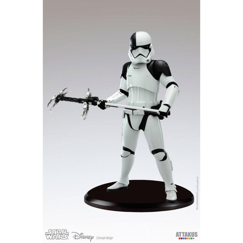 Figura Stormtrooper Executioner Primera Orden Star Wars (Attakus)