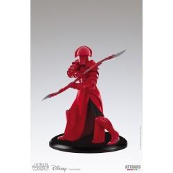 Figura Guardia Praetoriana Primera Orden Versión 3 Star Wars (Attakus)