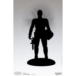 Figura Finn Stormtrooper sin Casco Star Wars (Attakus)