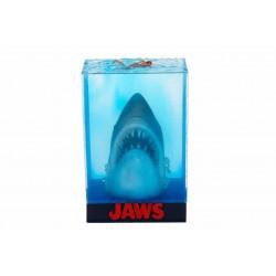 Figura Cartel Poster 3D Tiburón Jaws