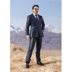 Figura Tony Stark Birth Of Iron Man SH Figuarts Bandai
