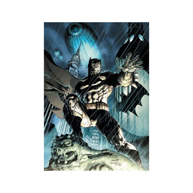 Puzzle Batman Standard DC Comics 1000 Piezas