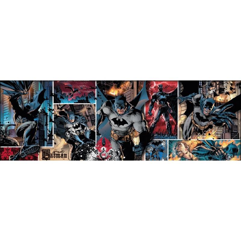 Puzzle Batman Panorama DC Comics 1000 Piezas