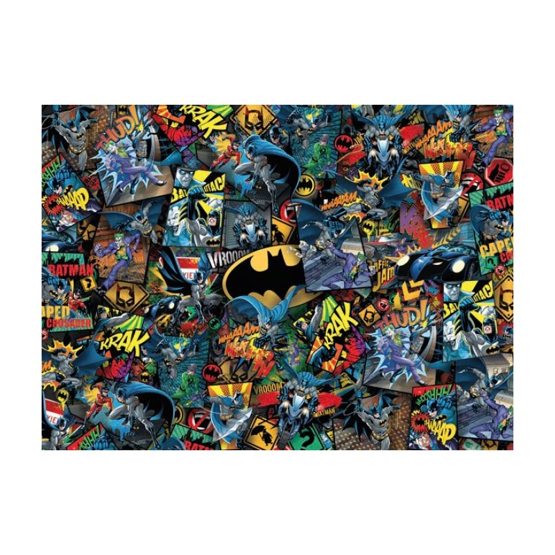 Puzzle Batman Impossible DC Comics 1000 Piezas