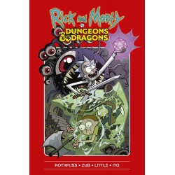 Rick y Morty Vs. Dungeons &...