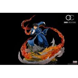 estatua roy mustang flame alchemist oniri creations comprar fullmetal alchemist
