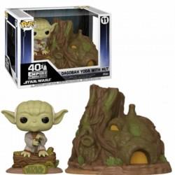 Yoda en Cabaña Star Wars...
