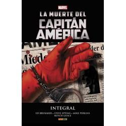 Marvel Integral. La Muerte del Capitán América