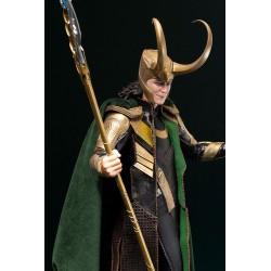 Figura Loki Vengadores Endgame ArtFx Kotobukiya