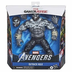Figura Outback Hulk Marvel Legends