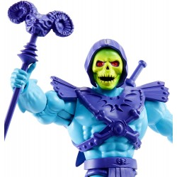 figura skeletor masters del universo origins mattel