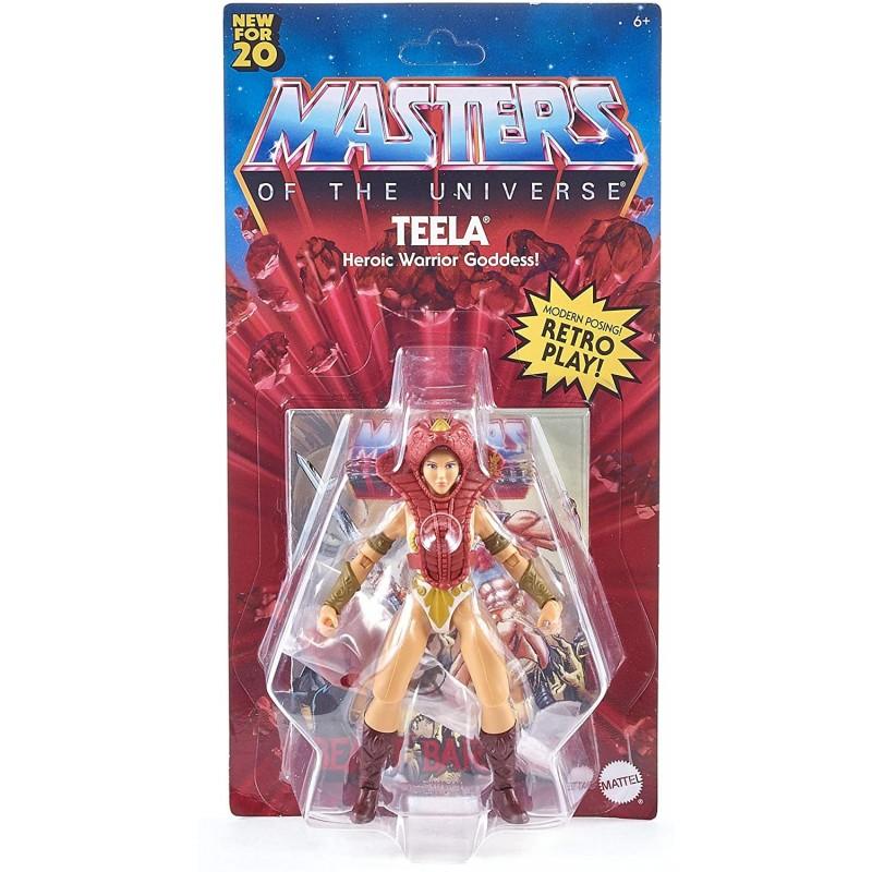 figura teela masters del universo origins mattel