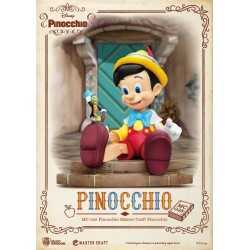 pinocho beast kingdom mastercraft estatua disney