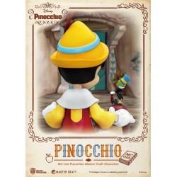 pinocho beast kingdom mastercraft estatua disney