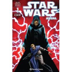 Star Wars Anual 1