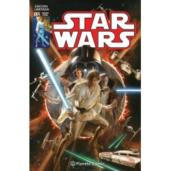 Star Wars 1 (Portada Especial)