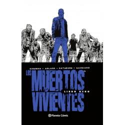 Los Muertos Vivientes. Integral 8