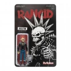 figura rancid skeletim reaction super7 punk