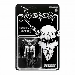 figura venom reaction super7 black metal